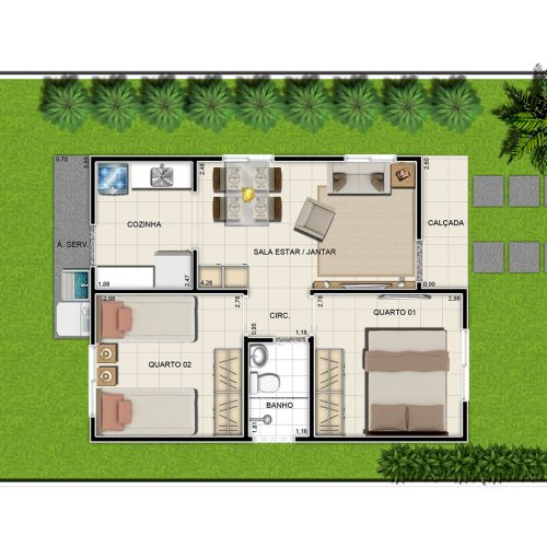 Vila-Smart-Brisas-do-Rio---Layout